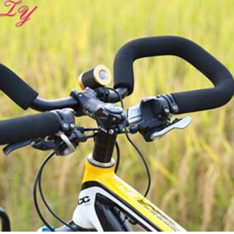 Bicycle Handle 2Pcs Bicycle Cycle Mountain Bike Smooth Soft Sponge Foam Covers Butterfly Handlebar Grips Cover ZY 5012(China (Mainland))