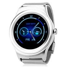 Original SMA - R Heart Rate Monitor Smart Watch Android Dual Bluetooth Wristband SmartWatch IP54 waterproof Remote Camera Round(China (Mainland))
