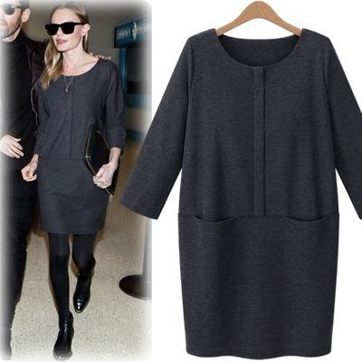 цена Женское платье 605 xl/5xl 3/4 2015 pollover онлайн в 2017 году