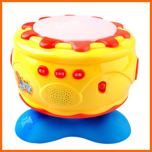 Drum Toy For 1 Year Olds : Baby hand clap drum music dynamic joy of