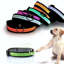 2016 Тяги Собаки поставки светодиод яркий свет поводок собаки жгут пэт цепь ошейник, поводок
