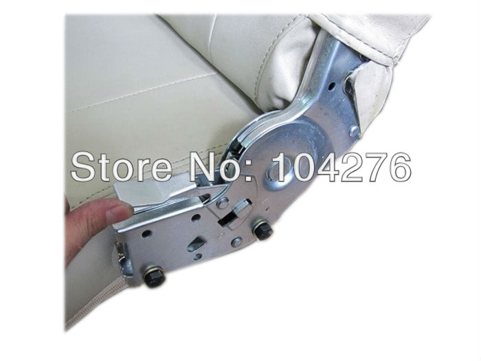 Four kinds of direction Angle adjustable control lock sofa back of a chair folding metal functional parts KF-F57A
