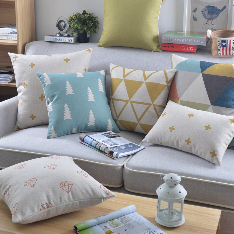Wholesale Simplicity Stylish Cushions Home Decor Nordic