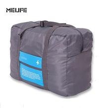 MELIFE New Unisex Waterproof nylon Ultralight Foldable gym bag sports bags Multifunctional yoga Duffle Bags free shipping(China (Mainland))