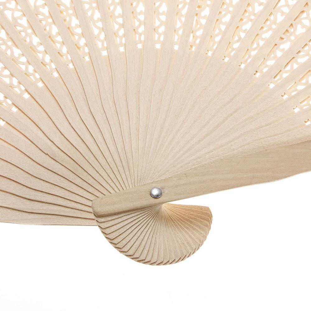 PHFU,Summer Vintage Folding Bamboo Wooden Carved Hand Fan Wedding Bridal Party<br><br>Aliexpress