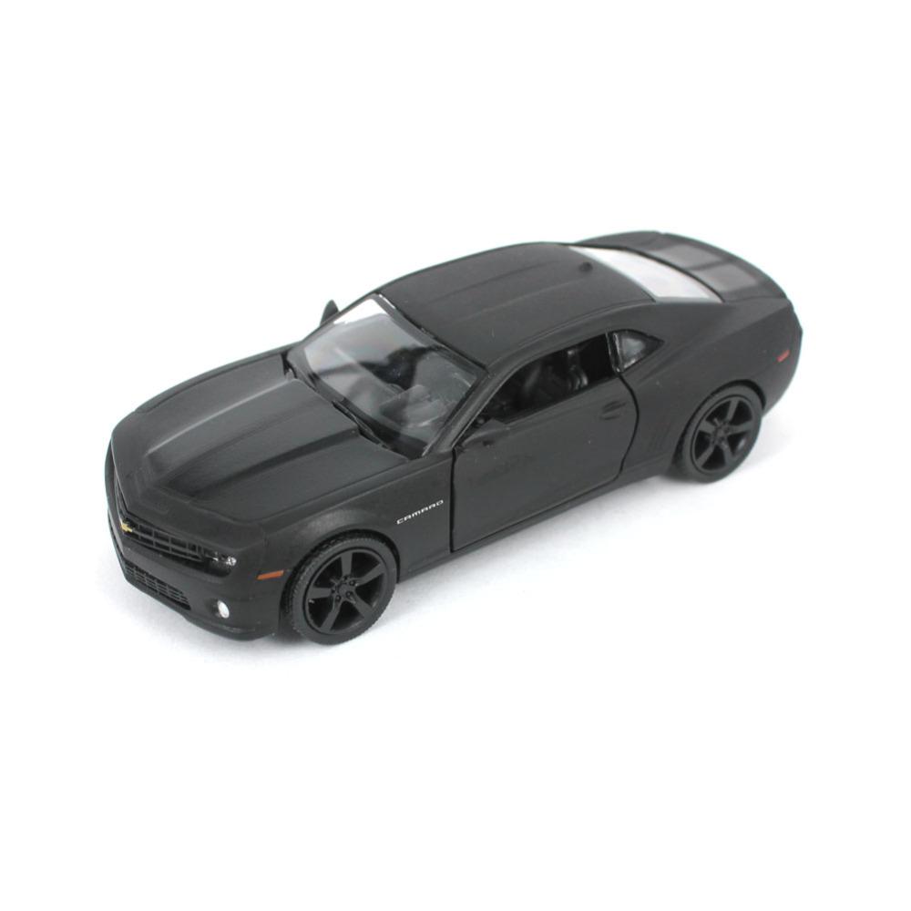 RMZ City CHEVROLET CAMARO GZ554005M 1/32-36 Scale 5 Inch Diecast Vehicles Model Car Toys Best Gift for Children Black(China (Mainland))