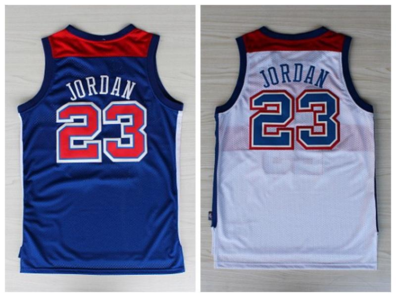 omxjmj Michael Jordan 23 Space Jam Jersey White | CHEAP NBA BASKETBALL