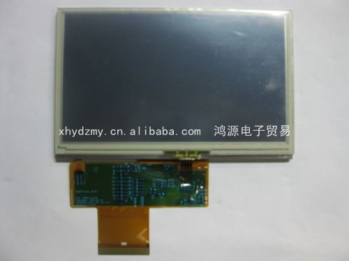 Original 4.3 inch Shinco GPS and CMMB special LCD touch screen LB043WQ1-TD01(China (Mainland))