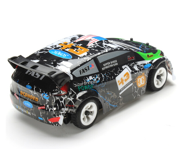 Wltoys K989 1/28 MINI 4WD Off Road RC Brushed Rally Car RTR Alloy Chassis Structure<br>