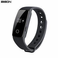 ID107 Bluetooth Heart Rate Monitor Watch Smartband Fitness