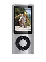 Серебро для IPOD nano 5 5-го поколения 32 ГБ fm-видео книг с камерой MP4 музыкальный плеер бесплатная доставка разнообразие язык