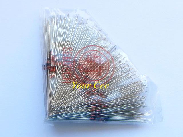 100 pcs Zener Diode 0.5W 24V 1/2W(China (Mainland))