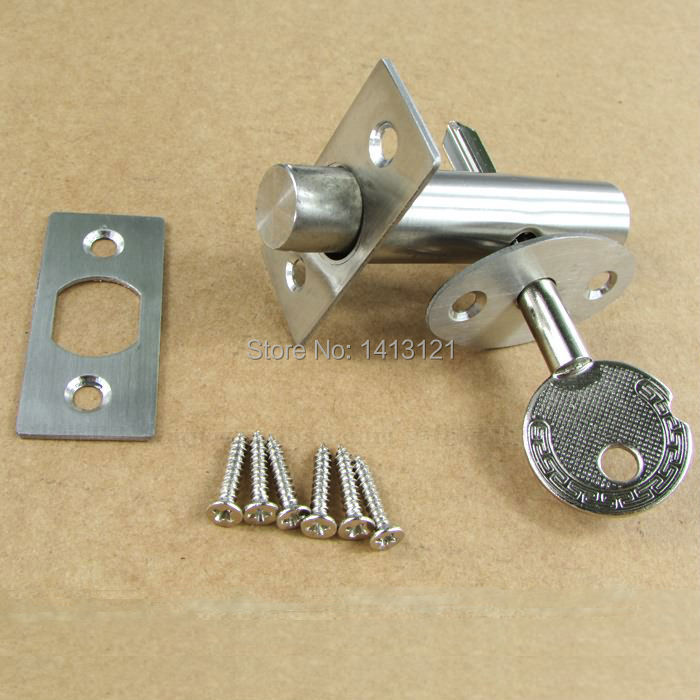 free shipping Pipeline fire prevention escape door lock window door bolt tube wells fire fighting channel locks Mortice lock(China (Mainland))