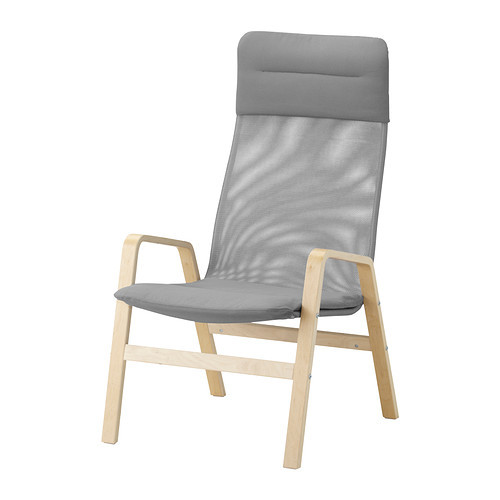 Ikea lounge chair nuo bien armchair single multi purpose for Ikea club chair
