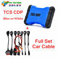 2015 1 R1 TCS CDP Pro plus with Bluetooth Full set 8 car cables auto diagnostic