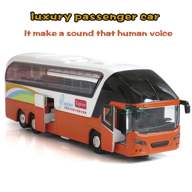 Luxury tourist bus 2014 new bus Christmas gift present(China (Mainland))