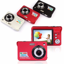 "HD 1080*720P Mini  Anti-shake Video Camcorder 18MP Photo Camera 8x Zoom Digital Camera 2.7"" COMS Video Recoding 3 Colors(China (Mainland))"