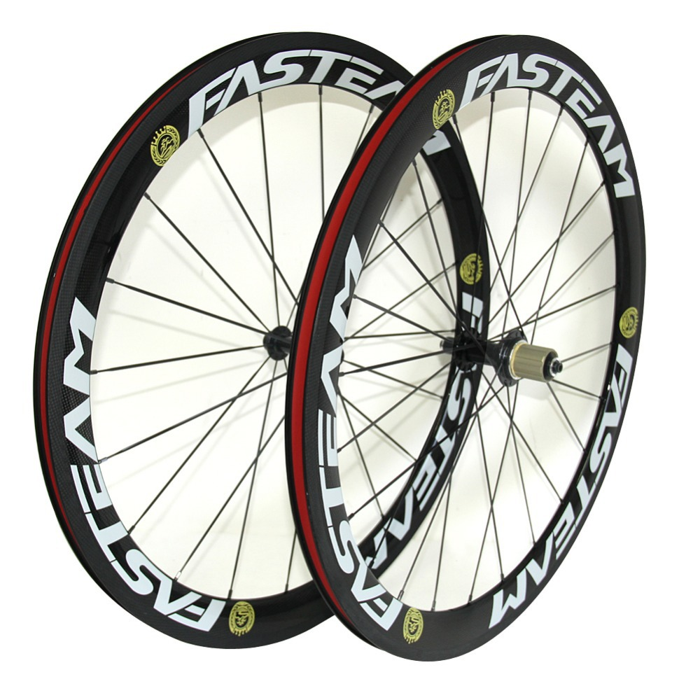 New arrival of the 50mm Chinese road carbon bicycle wheels 50mm tubeless bike wheel<br><br>Aliexpress