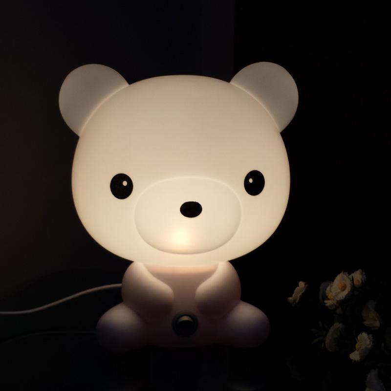 Lovely Panda Table Lamp,Mini Cartoon Desk Lamp,Cartoon Panda desk light<br><br>Aliexpress