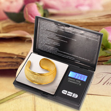 Buy Mini Precision Digital Scale 1000g x 0.1g LCD Digital Electronic Jewelry Gold Silver Pocket Scale Balance Weight Weighing Scale for $5.69 in AliExpress store
