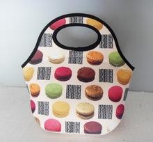 Fashion lunch bag tote