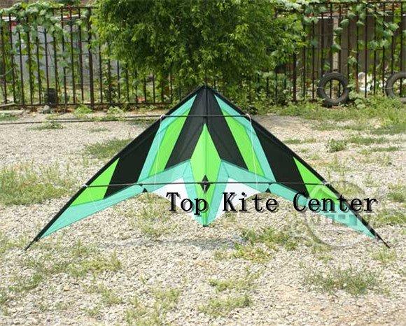 Stunt kite(Sport kite)180cm carbon+ ripstop nylon frame Dual Line stunt kites