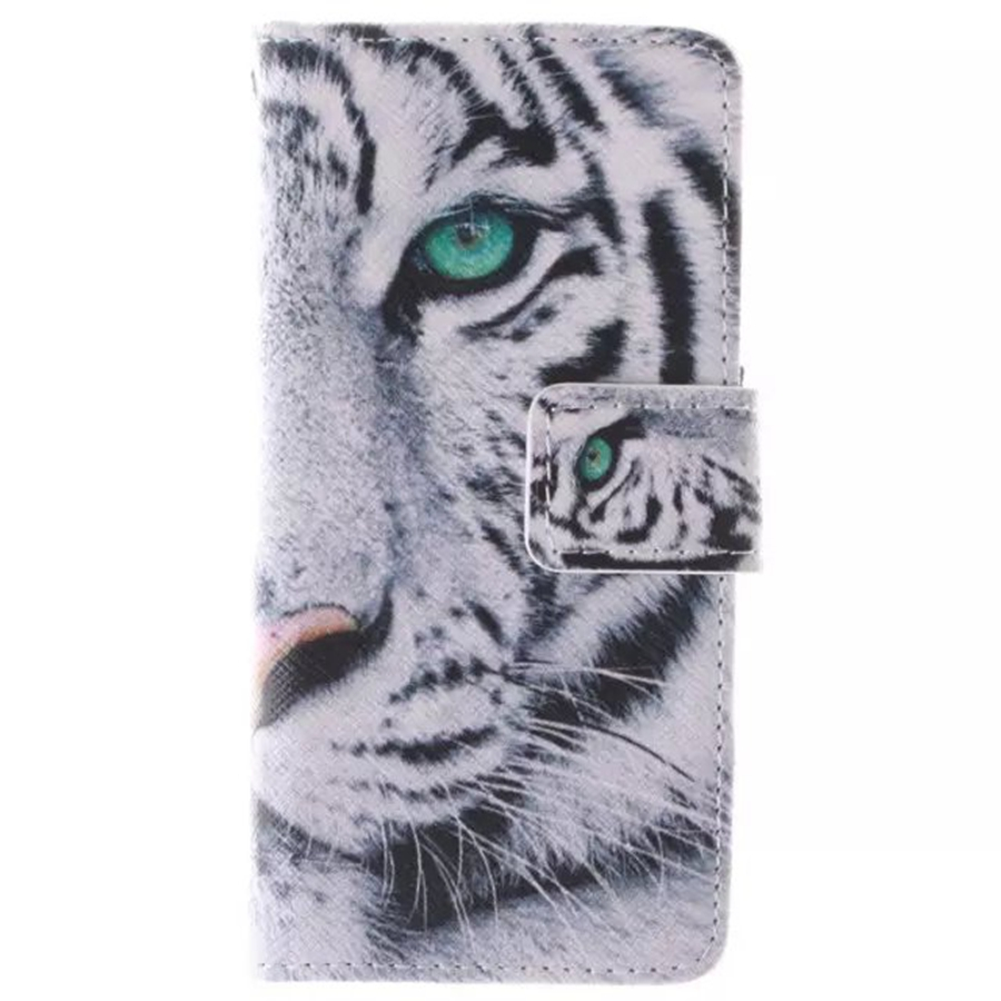 NEW Fashion Animal Leather Case Cover For Apple iPhone 4 4S Wallet Cases Funda shell popular case(China (Mainland))