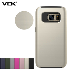 Buy Samsung Galaxy S6 S7 S7 Edge 2017 J5 J510 J7 J710 2016 J5 Prime J7 Prime Case Armor Brushed Texture Hybrid Dual Layer Cover for $2.38 in AliExpress store