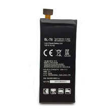 New Original Durable Genuine BL T6 3000mAh Battery BLT6 T6 F220 F220S F220K F220L