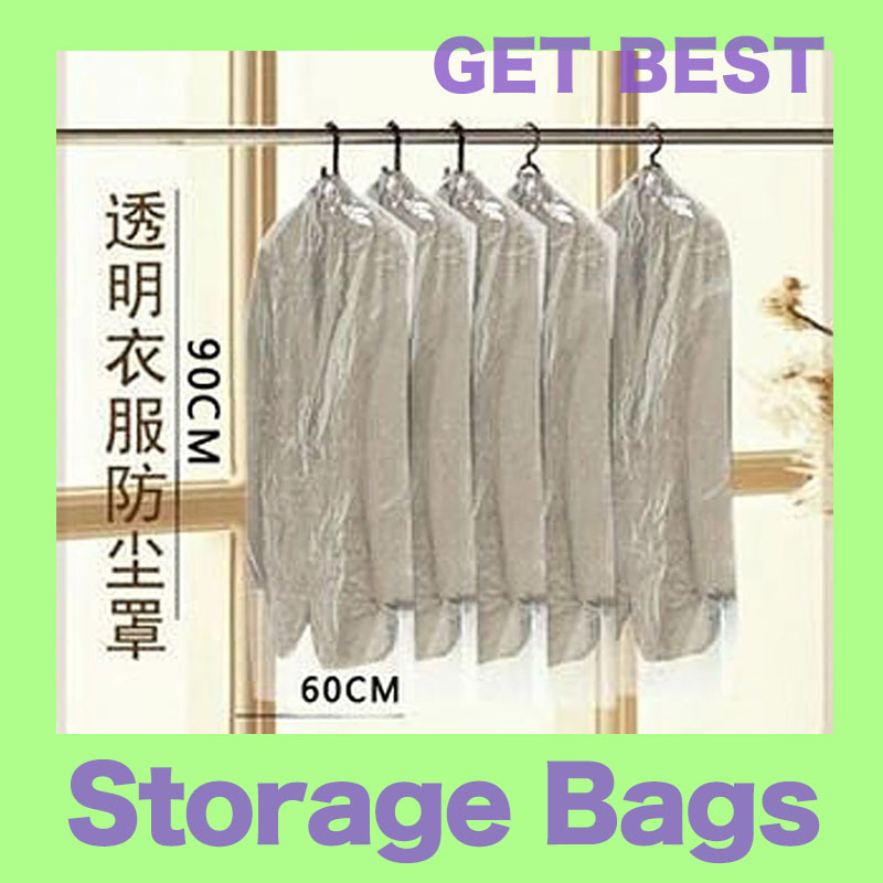 Transparent dust bag overcoat suit dust cover suit cover 10 e8680(China (Mainland))