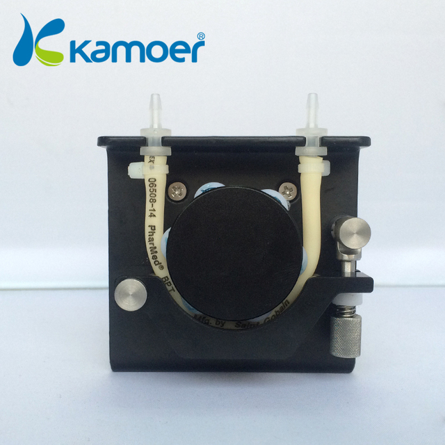 Kamoer small peristaltic pump 24 volt pump with stepper for 24 volt servo motor