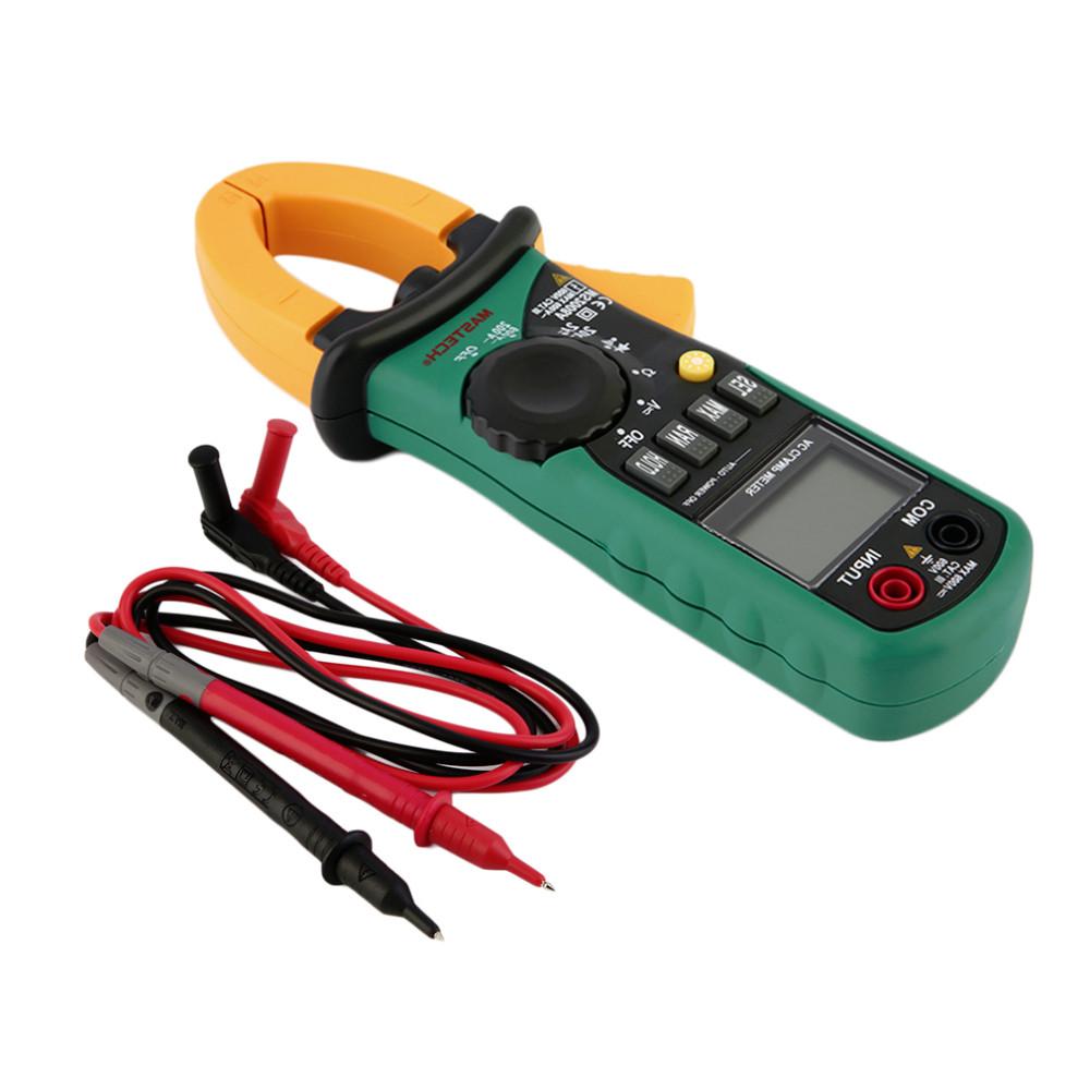 Digital Watt Meter Clamp : New digital clamp meter current ac dc voltage tester for