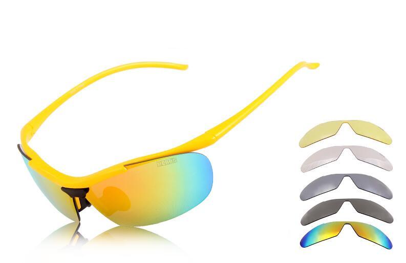 UV400 Outdoor Sports MenWomen Bike Cycling Sun Glasses Shade Eyewear Goggle Sunglasses Bicycle Driver 5 Lenses Glass Sunglass c3<br><br>Aliexpress