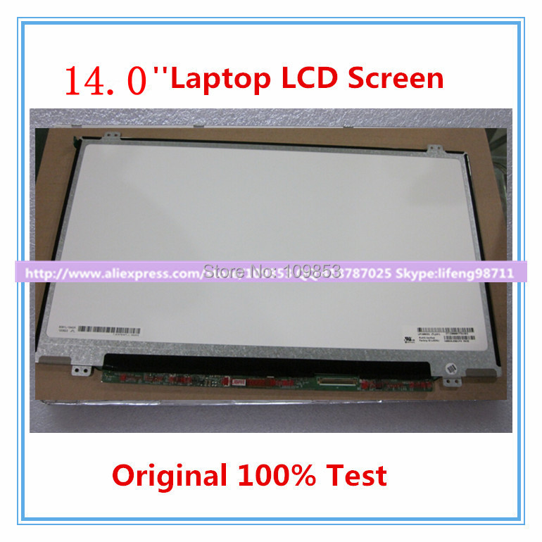 LCD SCREEN B140rw02 v . 0 v . 1 LP140WD2 TL B1 y460a t420i ultra-thin high score screen <br><br>Aliexpress