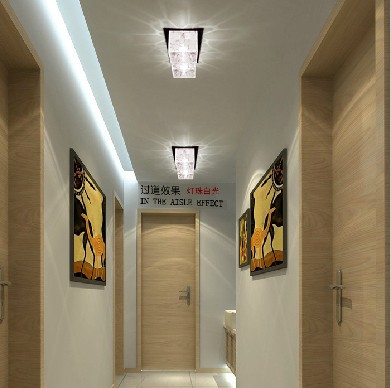 ceiling lamps corridor light hallway lamp for home lighting fixture. Black Bedroom Furniture Sets. Home Design Ideas