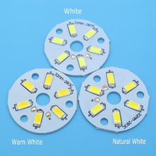 Buy 10pcs SMD5730 LED PCB 2W 3W 20mm 23mm 32mm 40mm 44mm White / Natural White / Warm White Light Source Led Bulb for $2.54 in AliExpress store