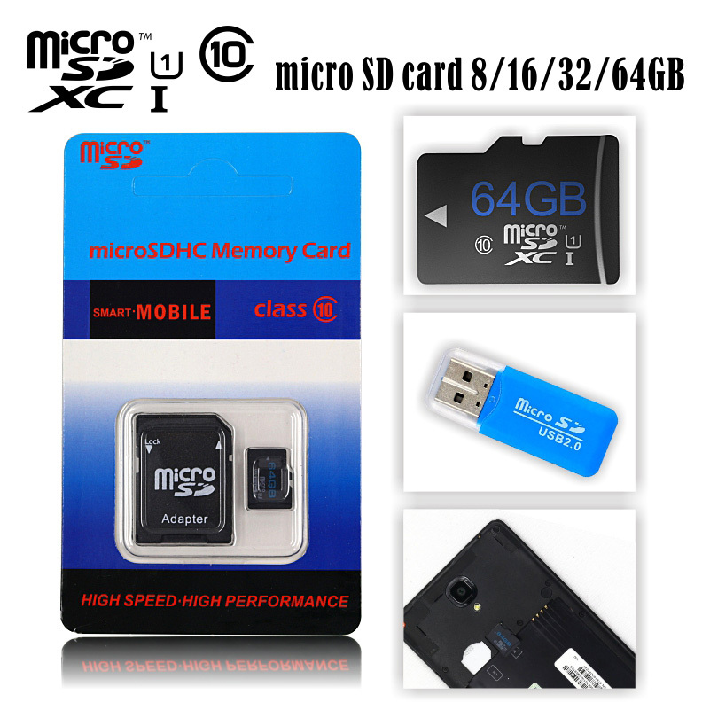 how to tell if a micro tf card