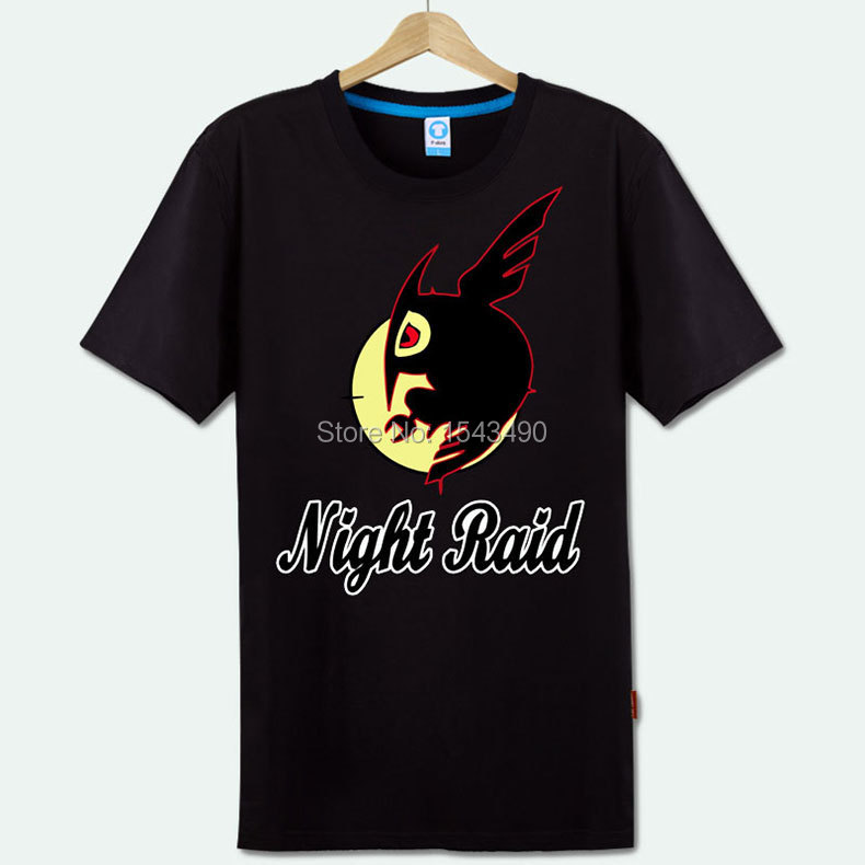 Japanese comic Akame ga Kill Night Raid tshirt men shirt cartoon t shirt sport suit for man anime t shirts Basketball tee XM534(China (Mainland))