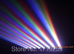 6pcs/lot Fast Shipping LED Bar Beam 8x 12W RGBW Quad Moving Head LED Stage Light Free Shipping(China (Mainland))