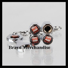 4caps/set cars accessaries  wheel tire tyre valve caps stem rims wrench covers with seat car logo brands emblem badge