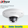 Dahua Newest waterproof 5MP Full HD IP Fisheye Camera W POE DH IPC EB5500 IPC EB5500