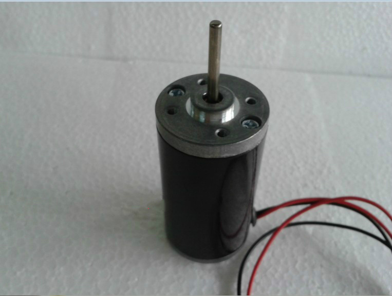 New DC24V 8000RPM Permanent Magnet High Speed DC Brush Motor for DIY Accessories(China (Mainland))
