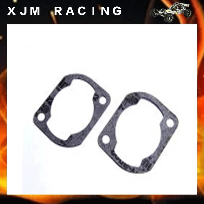 1/5 rc car 2 hole of cylinder paper pad/2 hole cylinder gasket for 1/5th hpi rovan km baja engines toy parts