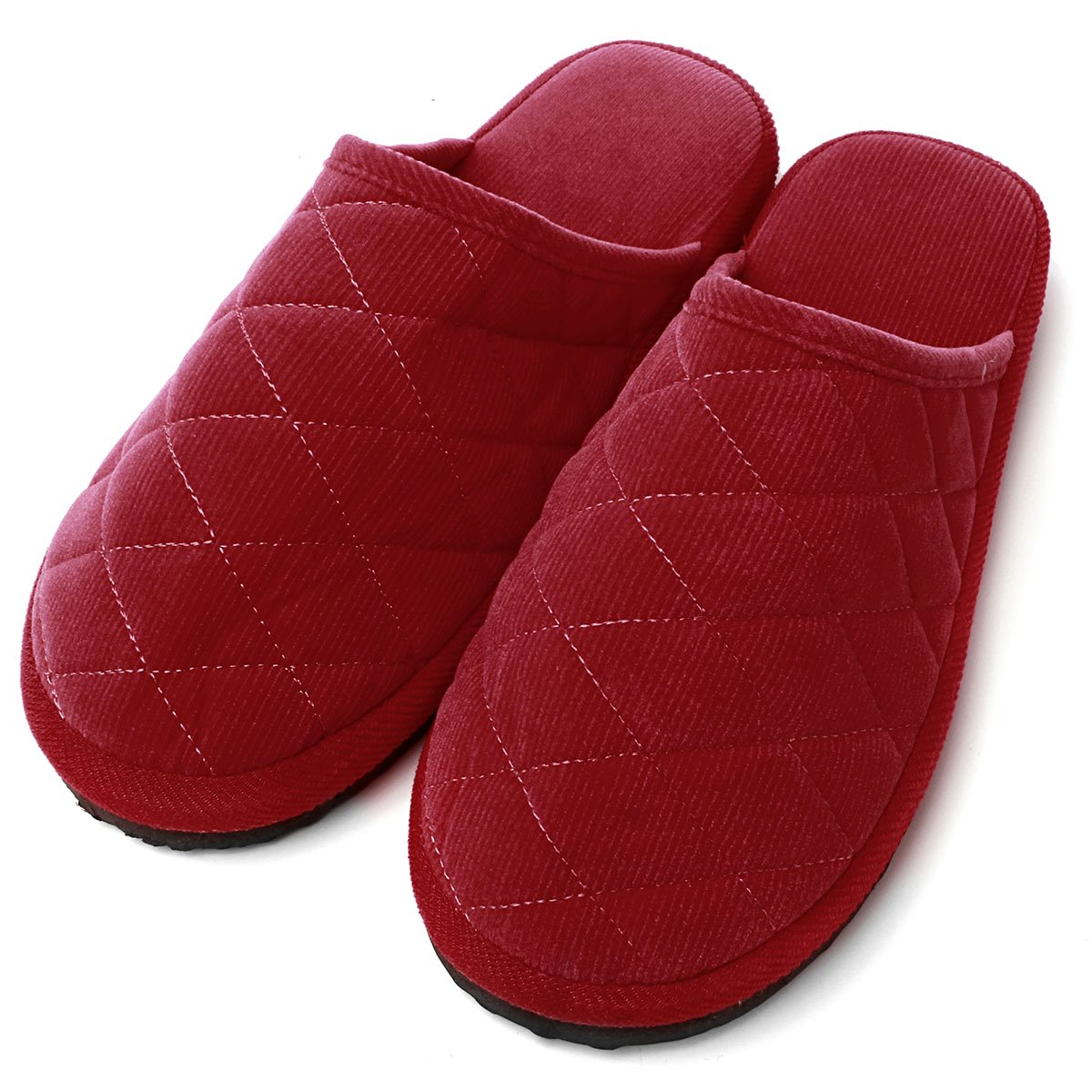 Big Sale Women Shoes Knit Plaid Cotton Plush Indoor Slippers New Casual Couple Home House Floor Slippers Woman Pantufas(China (Mainland))
