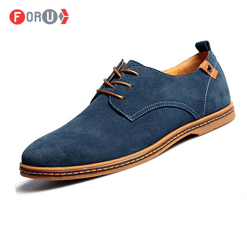 2013 New Mens Genuine Leather Casual Shoe British Fashion Style Brand