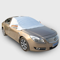 YI KA Universal Car Half Covers Sunshade Foil Waterproof Thicken Car Snow Shield Anti UV Protection