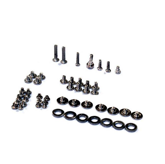 10set/lot Repair Full Screws Set Replacement Parts for Apple iPhone 4G BLACK
