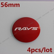 Buy 4PCS/LOT 56.5mm OZ Aluminum Sticker Wheel Center Hub Caps RAYS Emblem Sticker Car Logo Badge Decal Stickers Car Styling Acce for $8.60 in AliExpress store