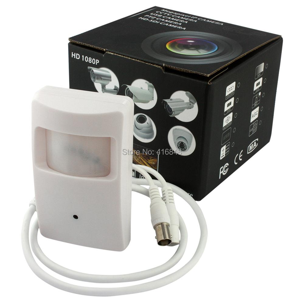 "3.7mm lens 1/3"" Sony Effio-e 700TVL mini White plastic case indoor analog camera micro camera(China (Mainland))"