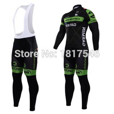 2015 New Cycling Jersey / factory racing ropa ciclismo garmin bicycle jersey / winter cycling clothing + Free Shipping(China (Mainland))